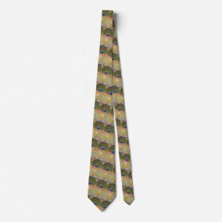 Peacocks Tie