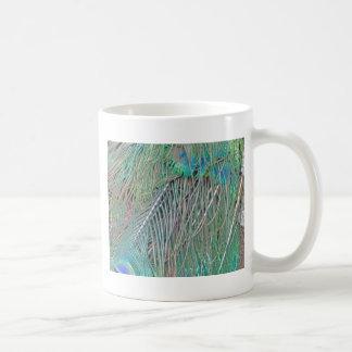 Peafowl Decadence Coffee Mug