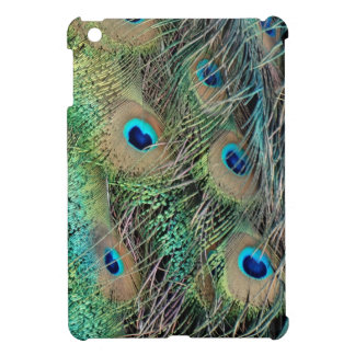 Peafowl Feathers True Colors New Growth iPad Mini Cover