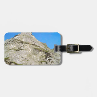 Peak of the Eiger, Grindelwald Luggage Tag