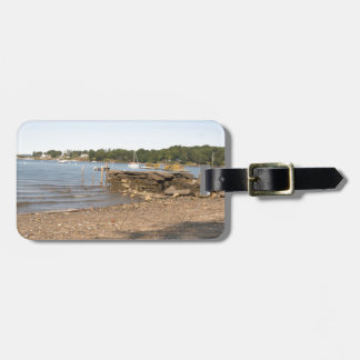 Peaks Island, ME Club Beach Luggage Tag