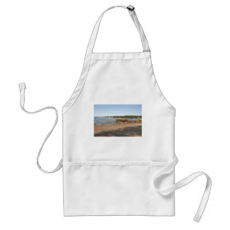 Peaks Island, ME Club Beach Standard Apron