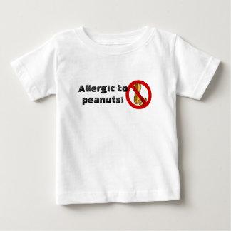 Peanut allergy t shirts
