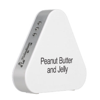 Peanut Butter and Jelly Bluetooth Speaker