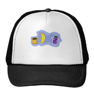Peanut Butter and Jelly Color.png Trucker Hat