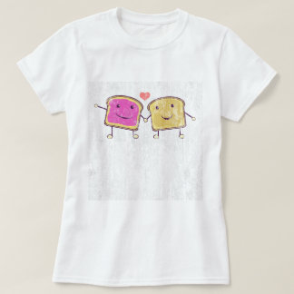 Peanut Butter and Jelly DS T-Shirt