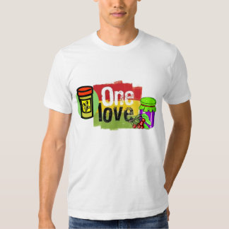 Peanut Butter and Jelly Love Tee Shirt