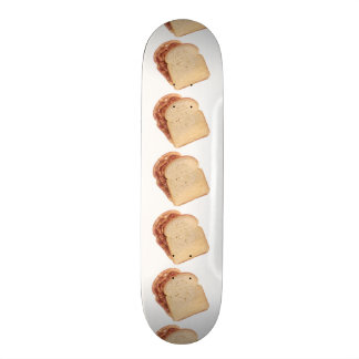 Peanut Butter and Jelly Sandwich 20 Cm Skateboard Deck