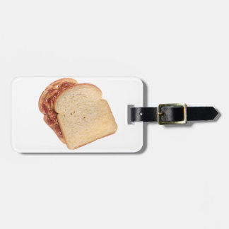 Peanut Butter and Jelly Sandwich Tag For Bags