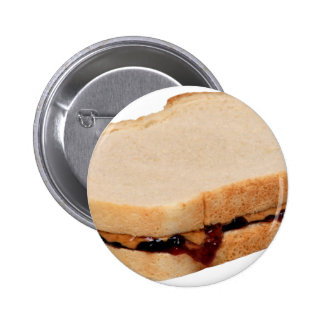 Peanut Butter and Jelly Sandwich Pins