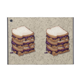 Peanut Butter and Jelly Sandwiches iPad Mini Case