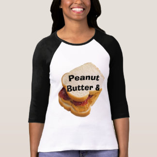 peanut butter and jelly ! shirts