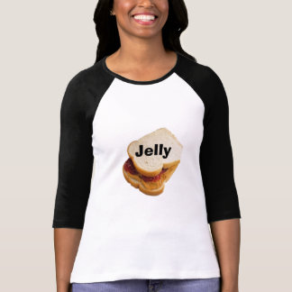 peanut butter and jelly ! t-shirt