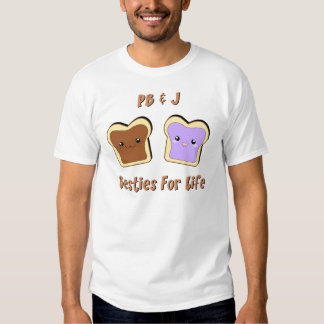 Peanut Butter and Jelly Tshirt