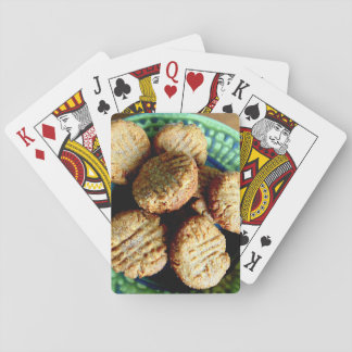 Peanut Butter Cookies playing cards