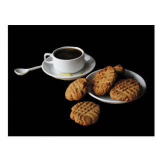 Peanut Butter Cookies Postcard