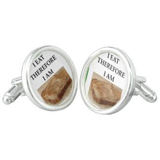 peanut butter cufflinks