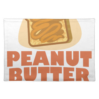 Peanut Butter Day - Appreciation Day Placemat