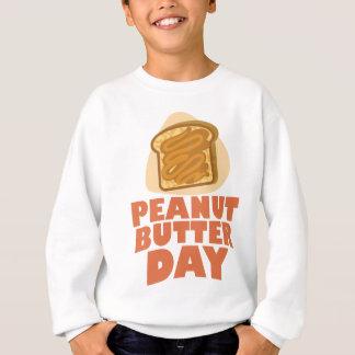 Peanut Butter Day - Appreciation Day Sweatshirt