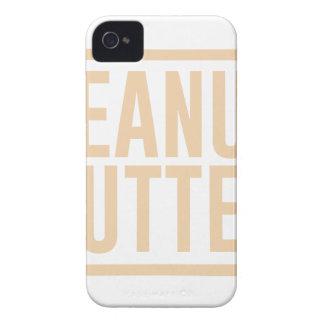 Peanut Butter iPhone 4 Case