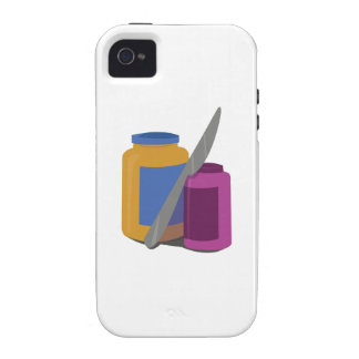 Peanut Butter & Jelly Case-Mate iPhone 4 Cases
