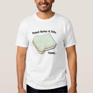 Peanut Butter & Jelly Sandwich T Shirt