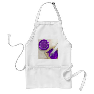 Peanut Butter Jelly Time Adult Apron
