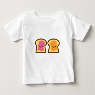 Peanut Butter Jelly Time Baby T-Shirt