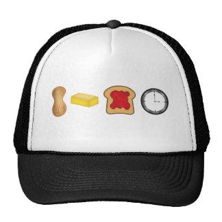 Peanut Butter Jelly Time Horizontal Cap