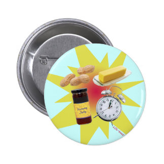 Peanut Butter Jelly Time Pin