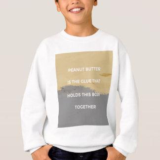 Peanut Butter Rules Sweatshirt