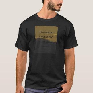 Peanut Butter Rules T-Shirt