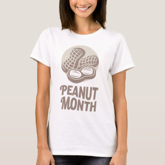 Peanut month - Appreciation Day T-Shirt