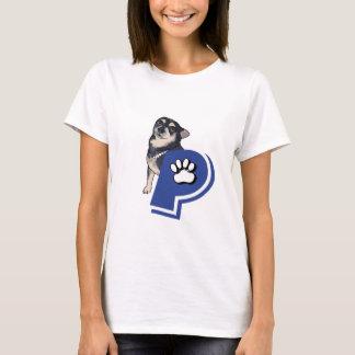 """Peanut """"P"""" logo shirt"""