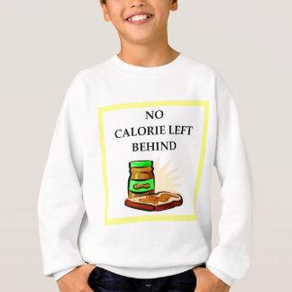 peanut sweatshirt