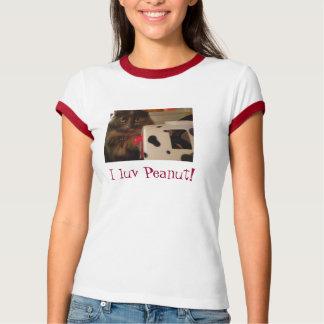 Peanut the cat t-shirts
