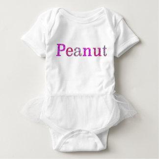 Peanut Tutu Baby Bodysuit