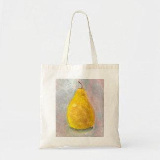 Pear Canvas Bag