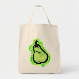 Pear Canvas Bags