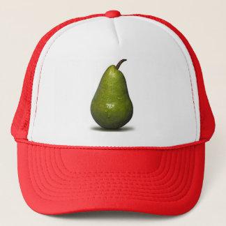 pear-bartlett cap