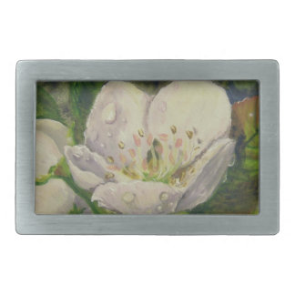 Pear Blossom Dream Belt Buckles