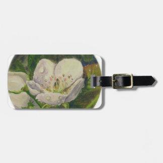 Pear Blossom Dream Luggage Tag