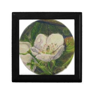 Pear Blossom Dream Small Square Gift Box