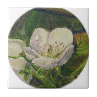 Pear Blossom Dream Tile