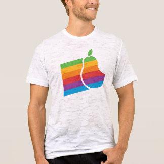 Pear Computers - Retro Apple Logo Parody T-Shirt