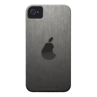 Pear Logo Custom iPhone 4/4S iPhone 4 Case-Mate Case