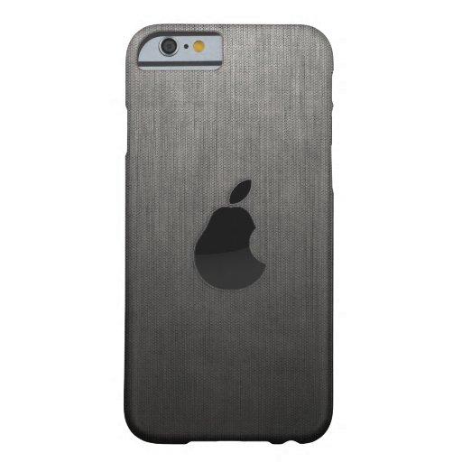 Pear Logo Custom iPhone 6 case