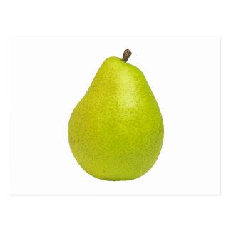 Pear pear postcard