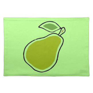 Pear Placemat