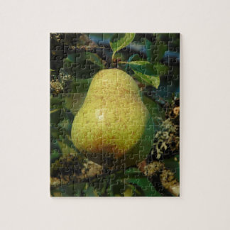 Pear Puzzle